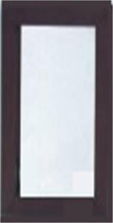 Espejo para ba o con marco de madera 50828 u s 157 00 en for Espejo con marco de espejo