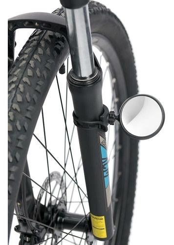 espejo para bicicleta entity hm30 - convexo - retrovisor