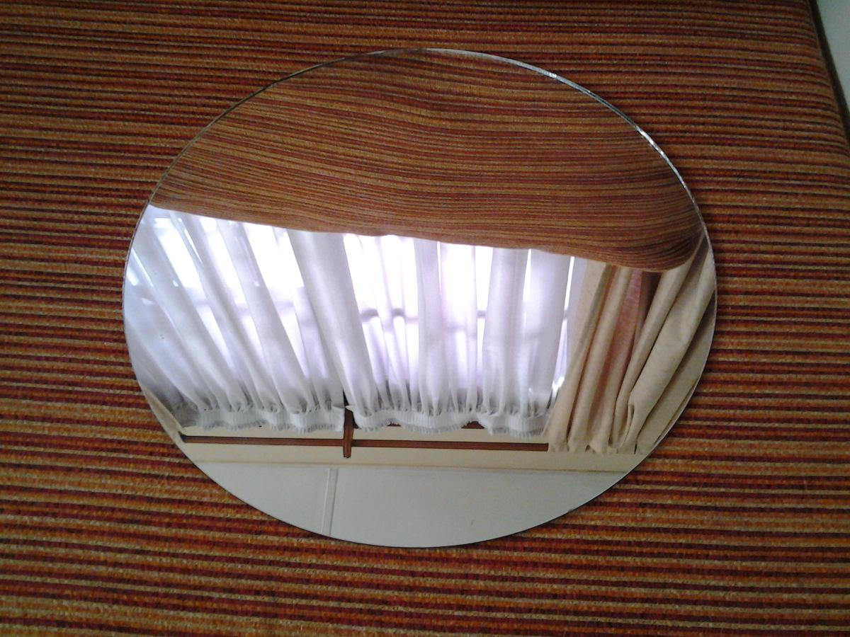 espejo para centro de mesa de cm de dimetro o cuadrado