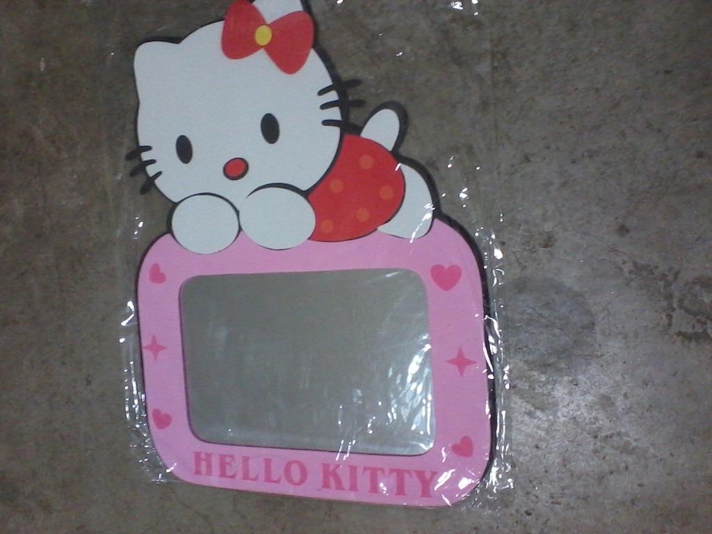 Espejo para decorar cuarto bebe ni os hello kitty 1 bs for Espejos para ninos