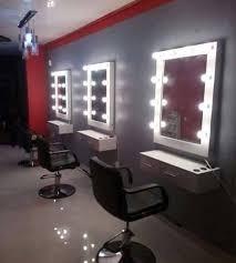 espejo para maquillaje profesional + cajonera