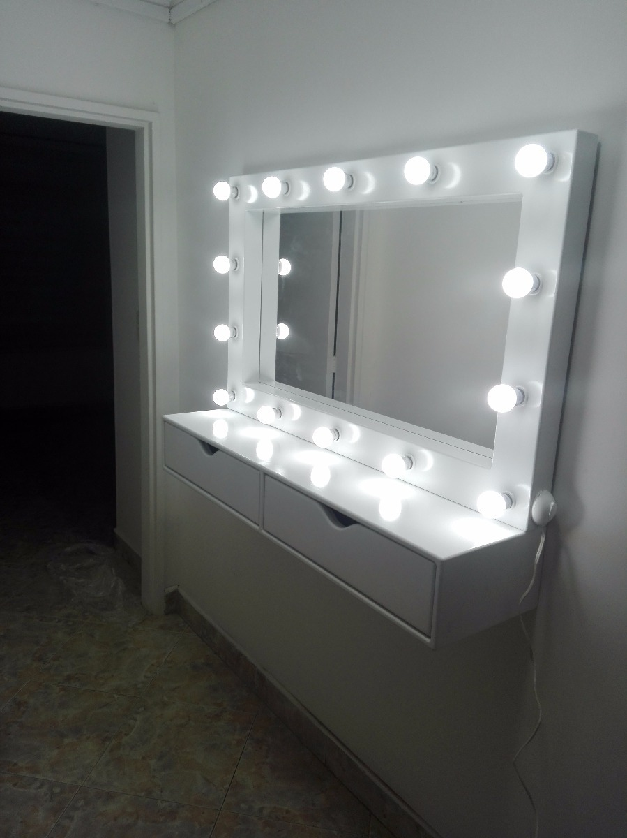 Espejo para salon de belleza maquillaje profesional - Espejos para salon ...