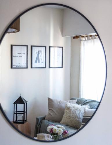 espejo redondo - 1.00m diam