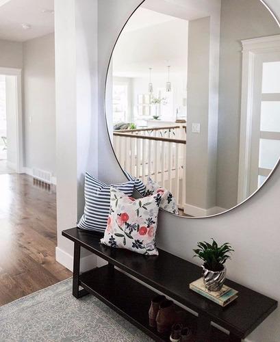 espejo redondo - 80cm