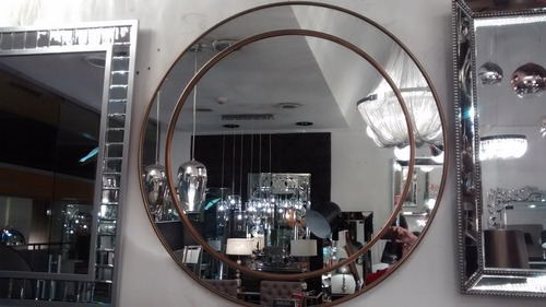 espejo redondo  anisa