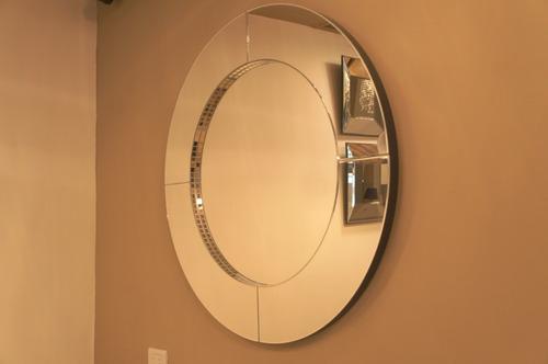 espejo redondo mana