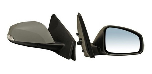 espejo renault fluence 14-15 elec autoabatible derecho