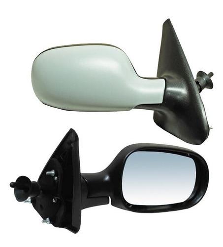 espejo renault megane 2001-2002-2003-2004 c/cont man