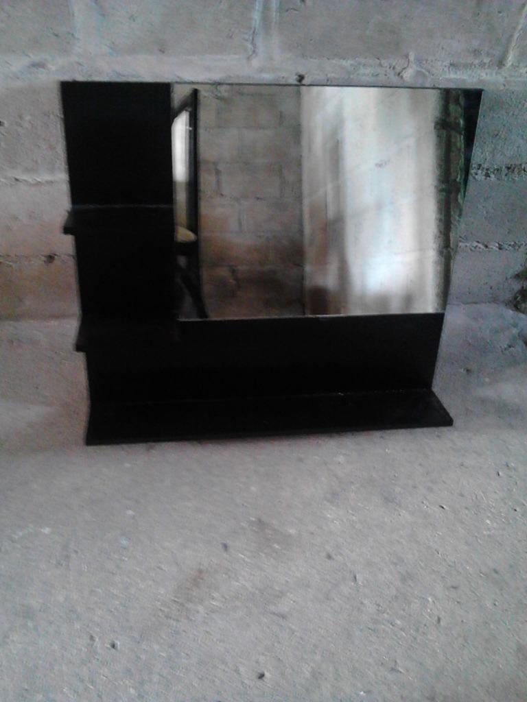 Espejo Repisa Para Baño Cuarto - $ 70.000 en Mercado Libre