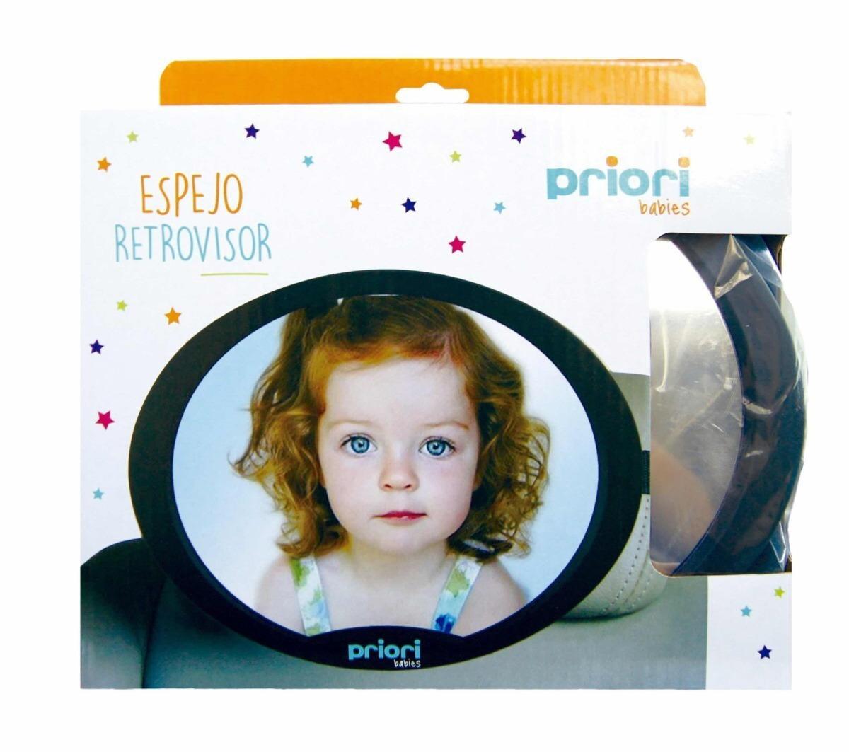 Espejo Retrovisor Bebe Priori 550 00 En Mercado Libre