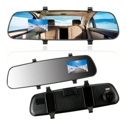 espejo retrovisor + camara frontal ml1706