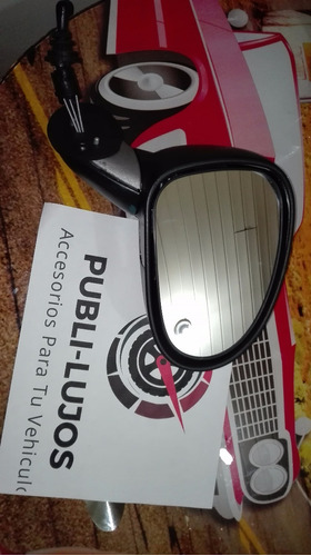 espejo retrovisor chevrolet spark cronos 2005-13 x 1unidad