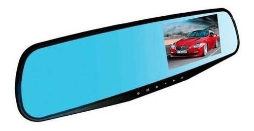 espejo retrovisor con cámara frontal pantalla led