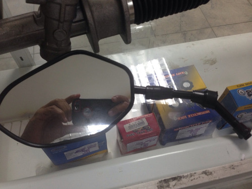 espejo retrovisor de moto horse