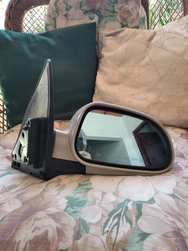 espejo retrovisor derecho chevrolet optra (electrico)