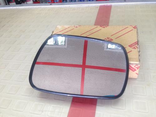 espejo retrovisor derecho toyota starlet 90-95/araya origina