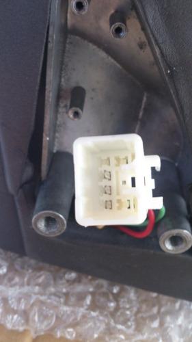 espejo retrovisor eléctrico aveo 2007 (3 pines)