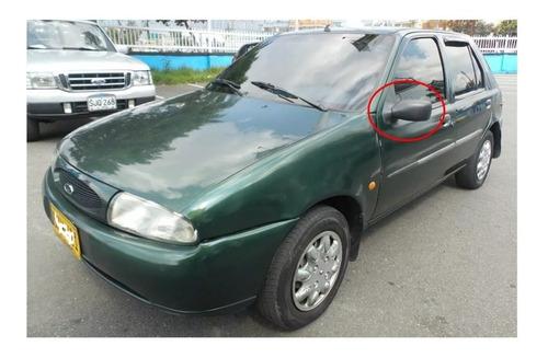 espejo retrovisor izquierdo ford fiesta 1995-1998 manual
