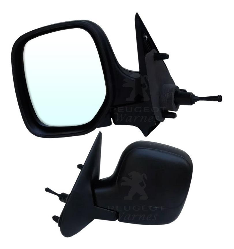 08=/>12 Cristal espejo retrovisor Citroen Berlingo Izquierda