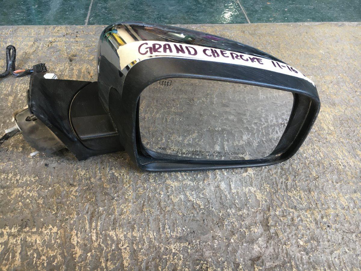 espejo retrovisor jeep grand cherokee de 2011 a 2016 derecho