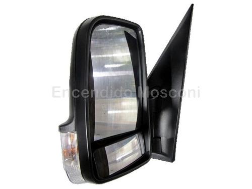 espejo retrovisor m benz sprinter 515 eléctrico luz giro izq