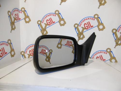 espejo retrovisor manual izquierdo ford escort 86 - er0120