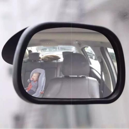 espejo retrovisor mega baby 2 en 1