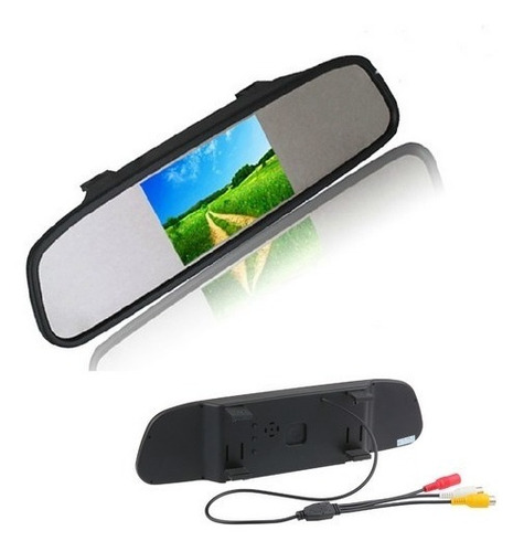 espejo retrovisor monitor para camara de retroceso