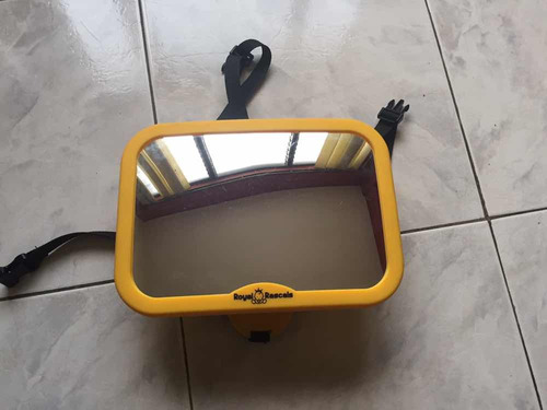 espejo retrovisor para bebés