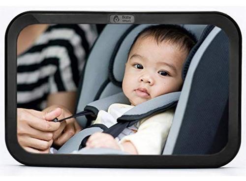 Espejo retrovisor para bebes asiento trasero equinox for Espejo retrovisor de bebe