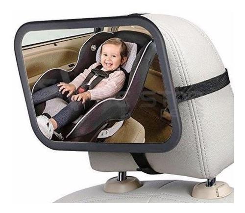 espejo retrovisor rectangular bebé/guagua/niños