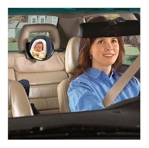 espejo retrovisor seguridad bebe
