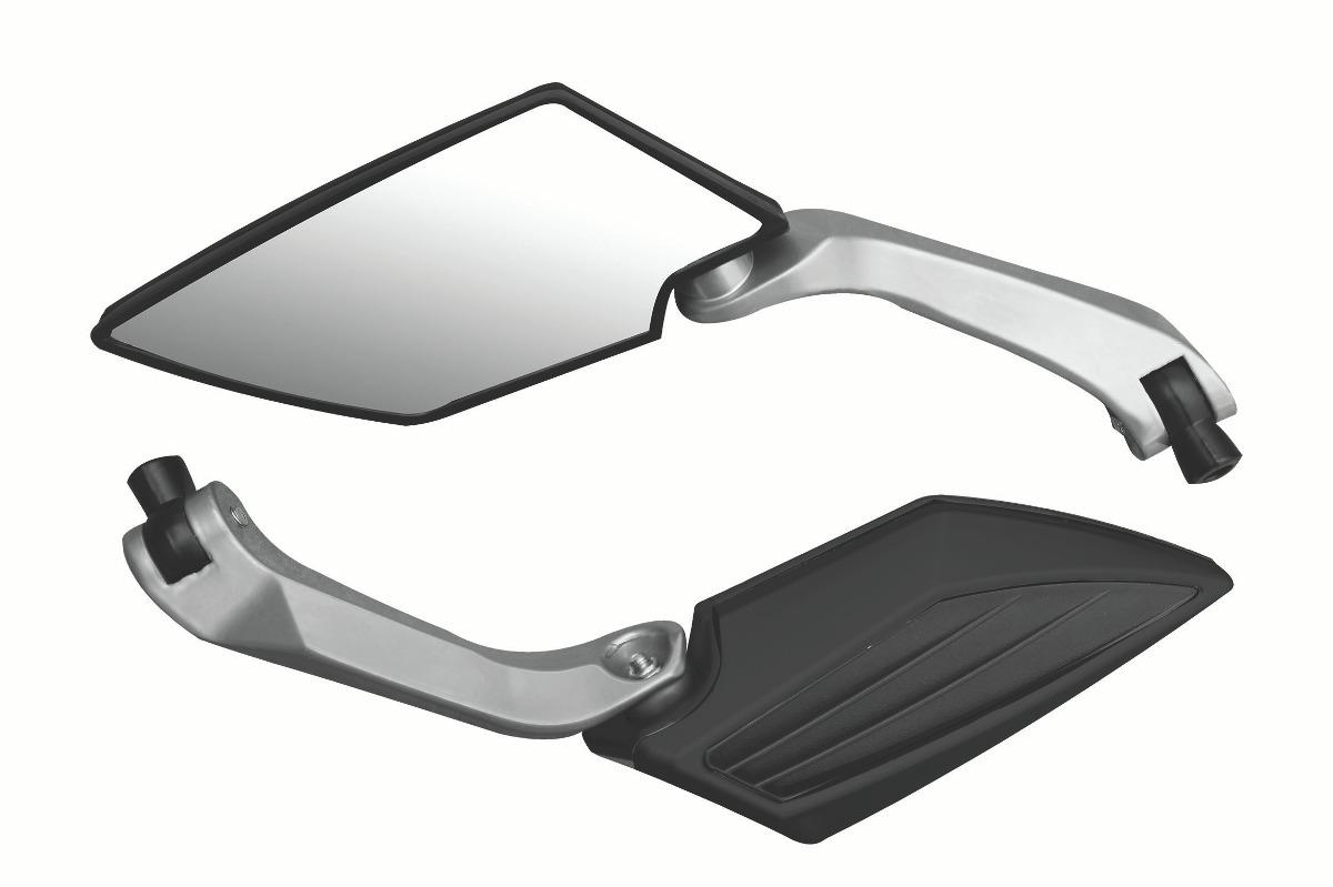 dabc430f42c Espejo Retrovisor Universal Para Moto, Negro Mikels - $ 258.00 en ...
