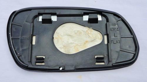 espejo retrovisor vidrio daewoo legans usado izquierdo 20v
