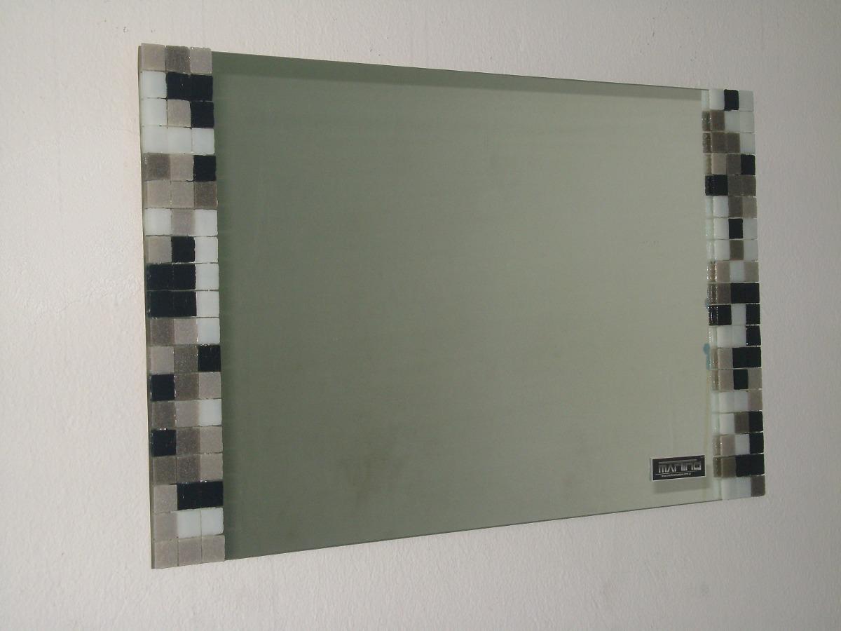 espejo revestido en venecita x ideal para bao deco