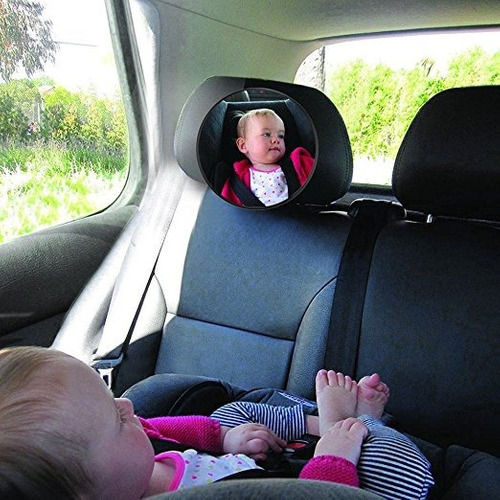 espejo seguridad retrovisor bebe apoyacabeza trasero nuevo