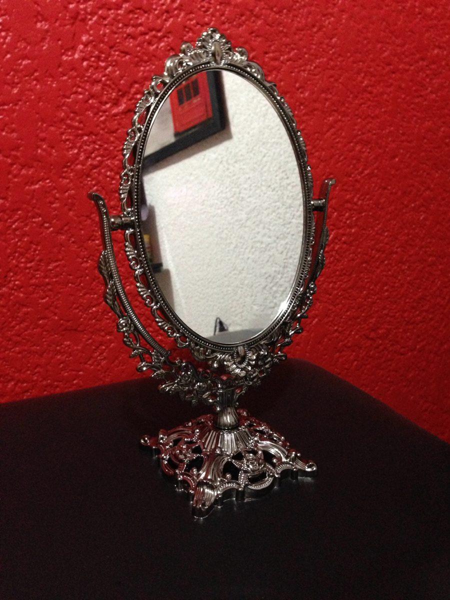 espejo tipo vintage en mercado libre
