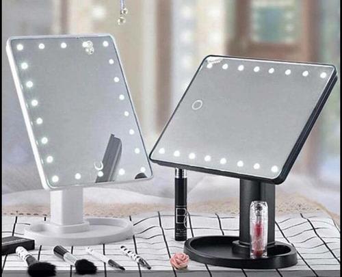 espejo tocador cosmético con luces led make up nuevo modelo