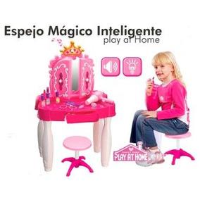 Magico Inteligente Sonido Silla Espejo Tocador Mp3 yvnOP8w0mN