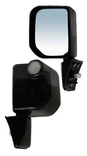 espejo toyota fj cruiser 2007-2008-2009-2010 elect c/luz