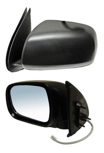 espejo toyota hilux 2005-2006-2007 elec negro liso derecho