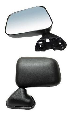 espejo toyota pick up 1993-1994-1995 negro derecho