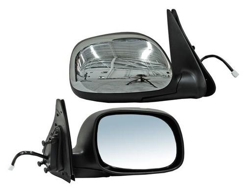 espejo toyota tundra 2000-2001-2002 doble cab sr5 elect crom