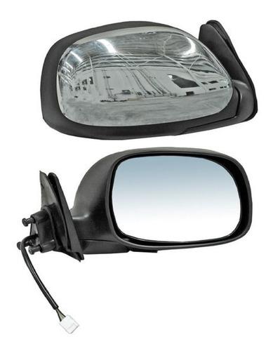 espejo toyota tundra2002-2003 cab y med elec cromo derecho
