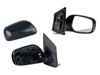 espejo toyota yaris 2007 a 2011 4 puertas electrico p/pintar