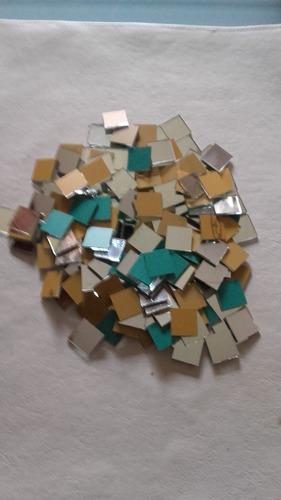 espejos 2x2 para mosaiquismo 1k (420unid)envio gratis