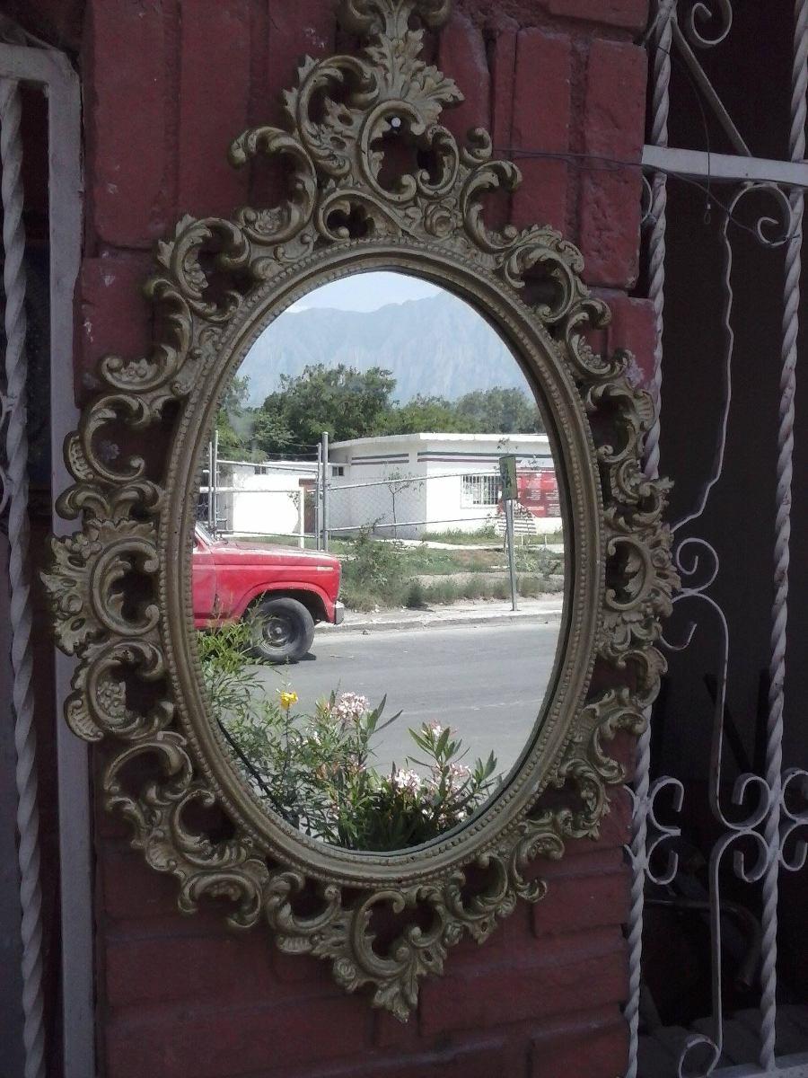 Espejos antiguos en mercado libre for Espejos antiguos grandes