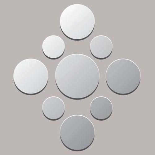 espejos circulares creativos, originales diseño alternativo