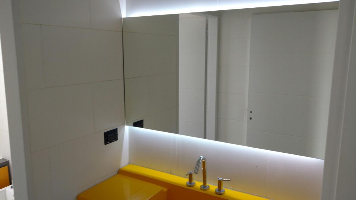 Iluminacion Led Para Baños   Espejos Con Iluminacion Led Para Banos Placard Habitacion