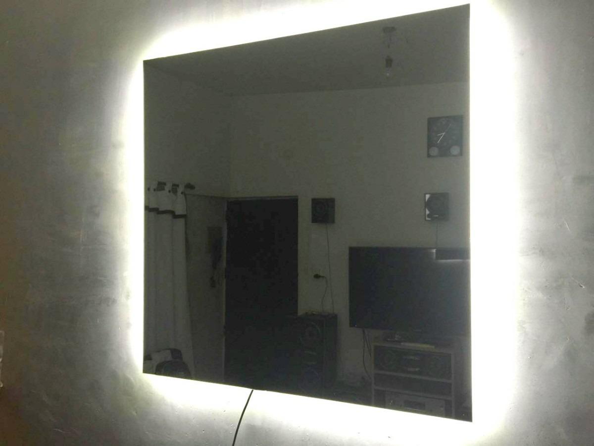 Espejos Con Luz De Led De 90 X 90 Entrega E Instalación S/c ...